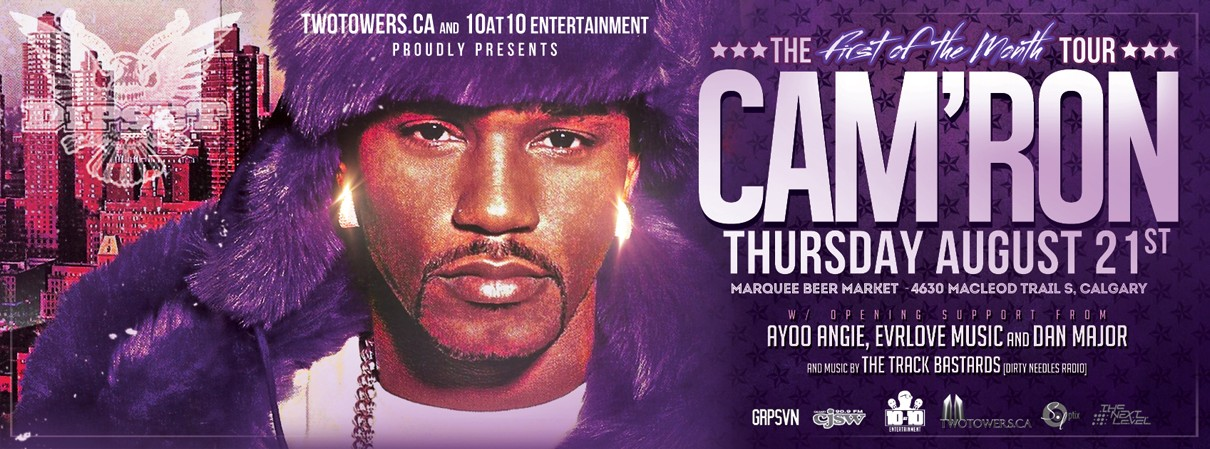 Cam'Ron Live in Concert!