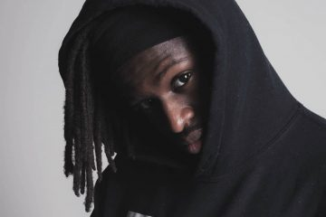Calgary Rapper KTheChosen poses in a headshot