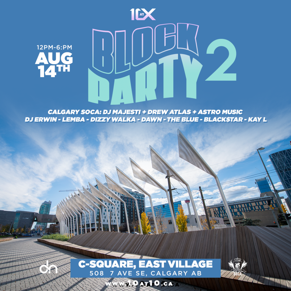 Official Block Party 2 poster