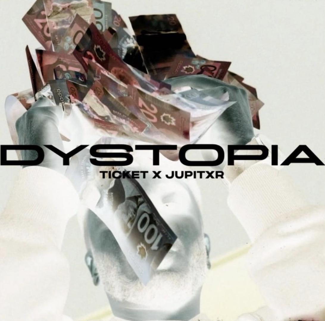 Dystopia single cover