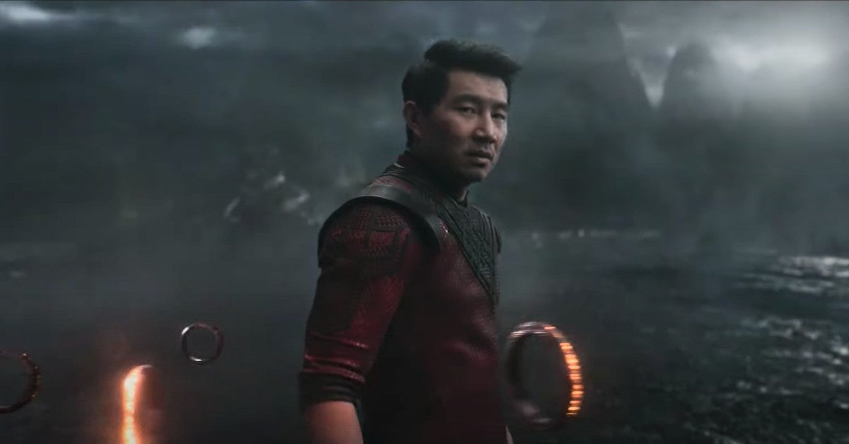 Screenshot of Shang-Chi and The Legend of the Ten Rings